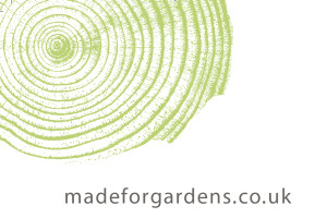 Made for Gardens Logo
