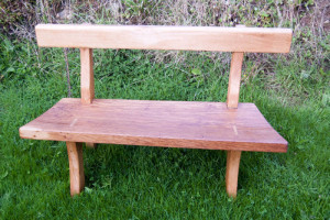 Hand Crafted Bench